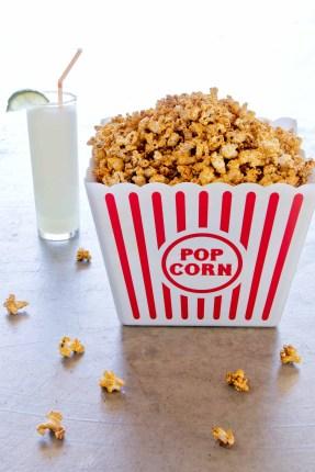 Johnny Tush Spice Rubbed Popcorn