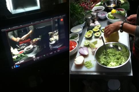 Behind the scenes of 'East Los High'