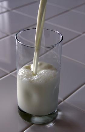 Milk Pour
